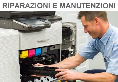 Riparazione fotocopiatori Trapani